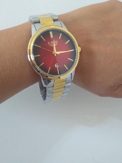 Relógio Feminino Vem Na Caixa