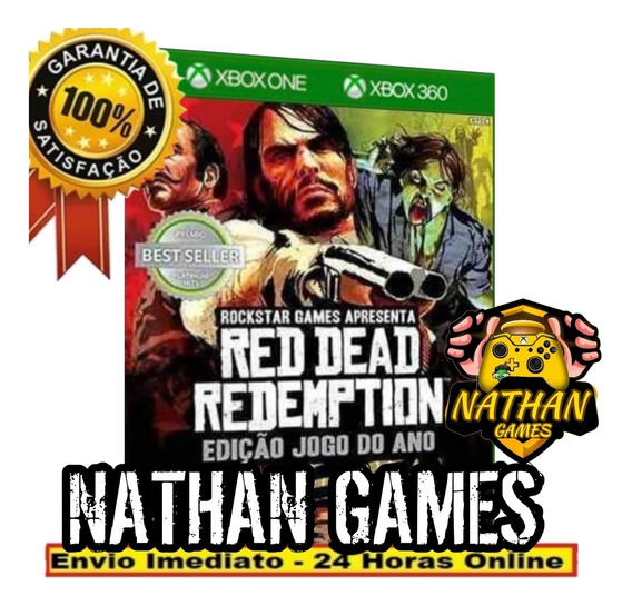 Red Dead Redemption- Xbox One- Mídia Digital+ 1 Brinde