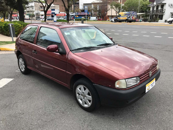Volkswagen Gol Gl 1.6 Diesel 1998