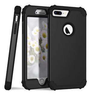Funda 360 Ultra Uso Rudo Desarmable Para iPhone