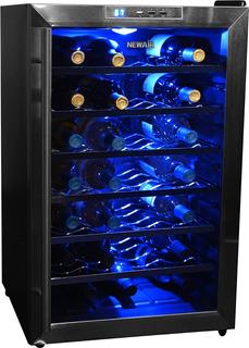 Refrigerador Independiente De 28 Botellas Newair Aw-280e