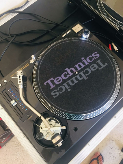 1 Toca Discos Technics Sl 1210m5g - Mk5 - Mk3 - Mk2 - Mk7