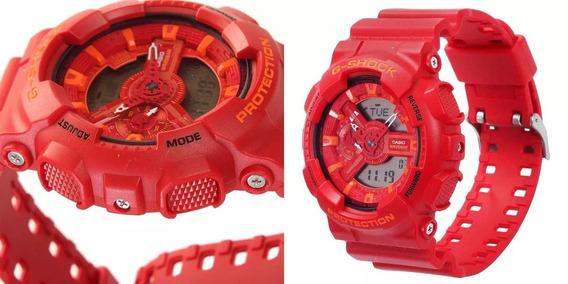 Relógio Casio G-shock Masculino Digi/ana Ga-110ac-4adr