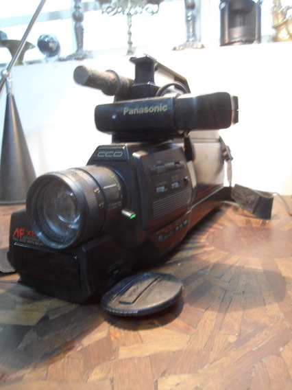 Câmera Filmadora Panasonic Af-x8 Ccd - No Estado