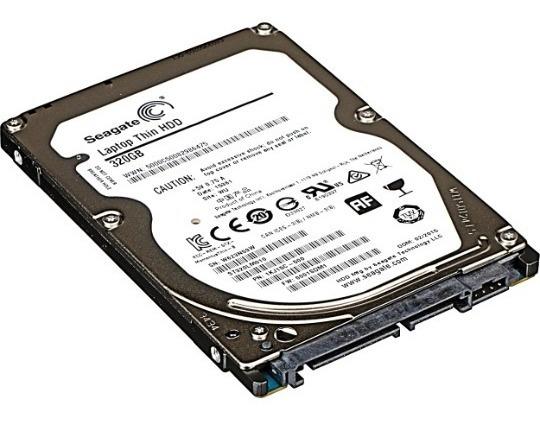 Disco Duro Laptop, Canaimas, Canaimitas, Seagate 320gb