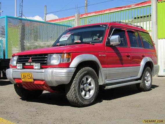 Mitsubishi Montero Pajero 2600cc Aa Mt