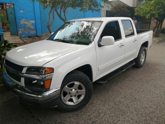 Chevrolet Colorado C L5 Aa Ee Doble Cabina 4x2 At 2010