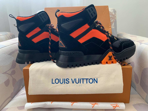 Tenis Louis Vuitton Hikking Ankle Boot