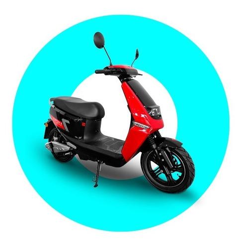 Imagen 1 de 15 de Yadea Motocicleta Eléctrica S-like