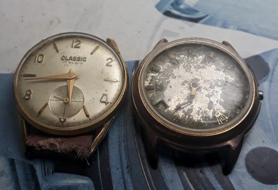 Relógios Classic / Mondaine Para Aproveitar Peças