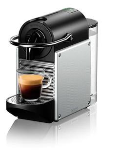 Cafetera Nespresso Pixie D61 Alumnium 0.7lts 220v Pce