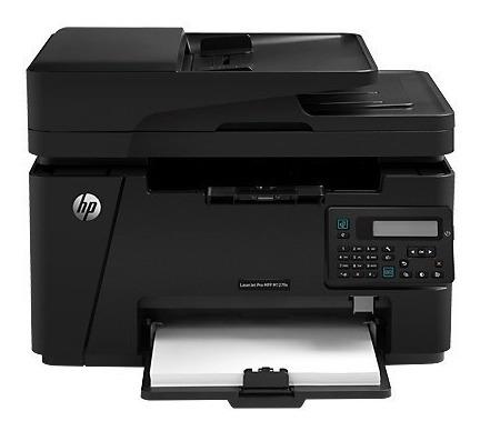 Impressora Multifuncional Hp Laserjet Pro Mfp M127fn