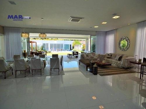 Casa Residencial À Venda, Acapulco, Guarujá - . - Ca0043