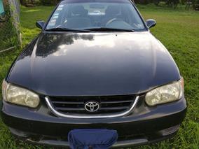 Corolla 2002 Con Traspaso
