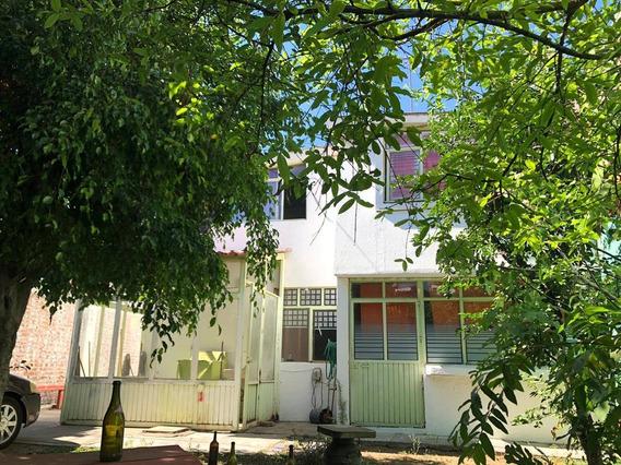 Casa En Renta Sostenes Rocha, Barrio De Santa Anita