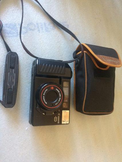 Maquina Fotografica Canon Autoboy Quartz Date