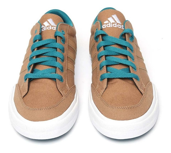 Tenis adidas Gvp Canvas Str Cafe-originales Adm17961