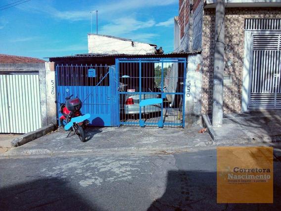 Casa Com 2 Dormitórios À Venda, 158 M² Por R$ 175.000,00 - Cidade Salvador - Jacareí/sp - Ca1403