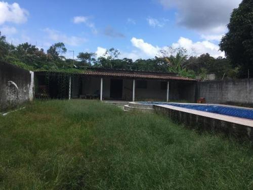 Mini-chácara No Parque Real, Em Itanhaém, Litoral Sul De Sp.