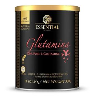Glutamina 300 G - Essential Nutrition