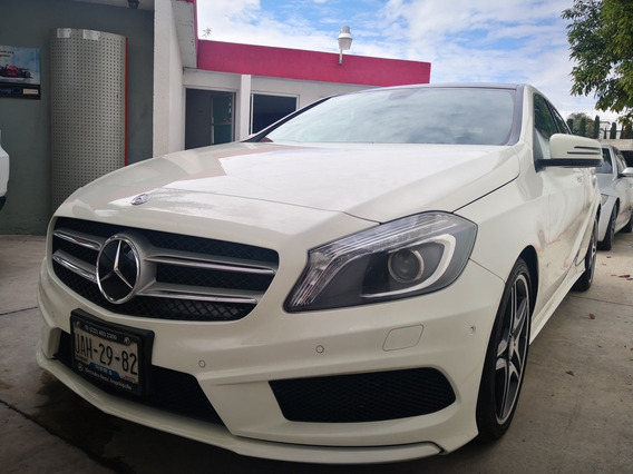 Mercedes-benz Clase A 1.6 200 Cgi Sport S/techo At 2015