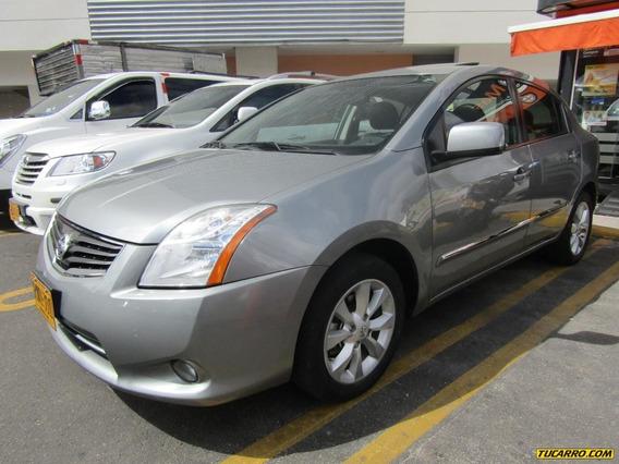 Nissan Sentra Sl 2.0 Mt