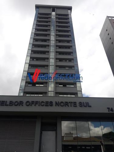 Sala Para Aluguel Em Cambuí - Sa284152