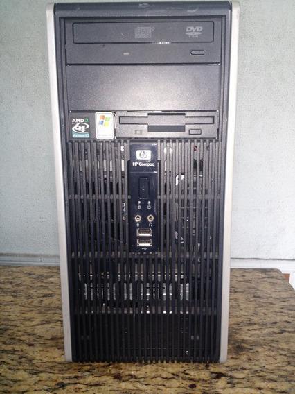 Cpu Hp Dc5750 Amd Athlon 64x2 Mem 2gb Ddr2 160gb