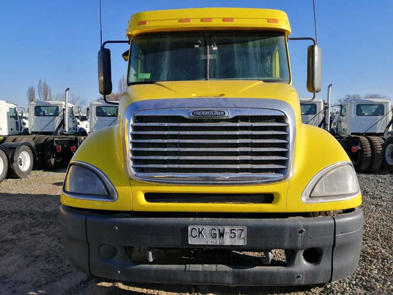Tracto Camion Freightliner Cl120, Año 2011, 6x4