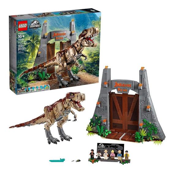 Taza De Jurassic World Dino Rampage En Caja