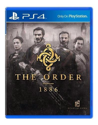 The Order 1886 Ps4 Nuevo Fisico Sellado