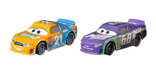 Carros De Coleccion Speedy Comet Y Parker Brakeston 2-pack