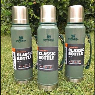 Termo Stanley Original 1 Litro Color Verde