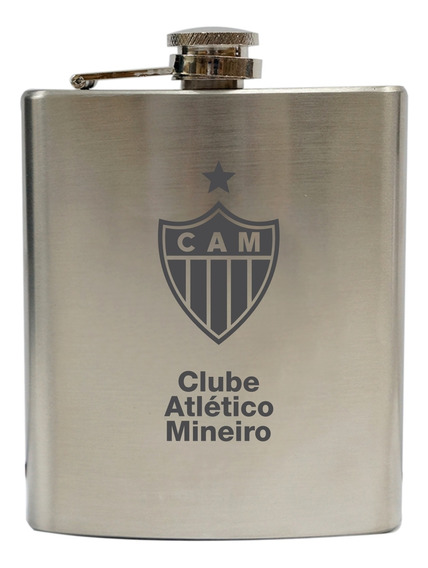 Cantil 220ml Escudo - Atlético-mg