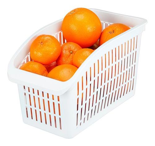 Imagen 1 de 3 de Canasta Organizadora Para Refrigerador Gondol ®