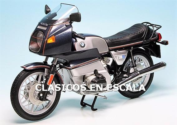 Bmw R 100 Rs 1976 - Clasica Muy Detallada - Moto Schuco 1/10