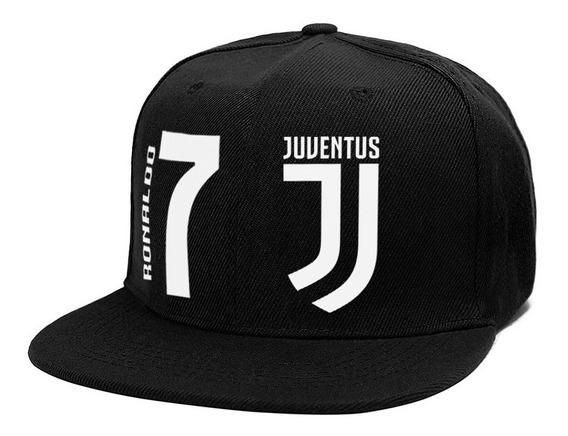 Juventus Cristiano Ronaldo Único Gorra Snapback Plana