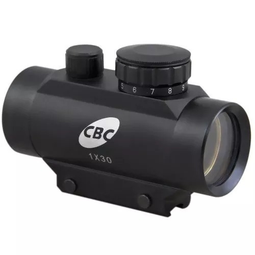 Luneta Red Dot Cbc Carabina Pressão Trilho 11mm Reddot
