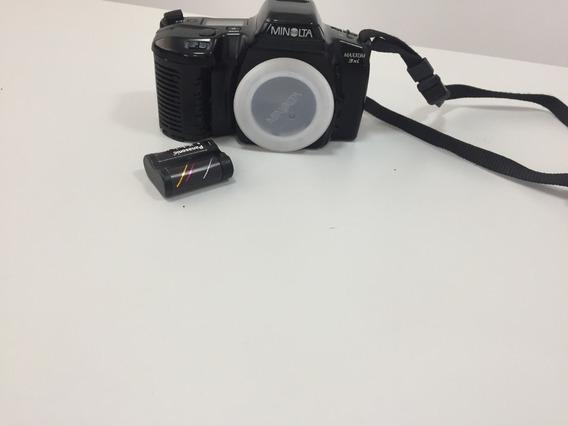 Câmera Minolta Maxxum 3xi