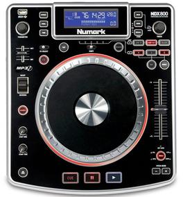 Cd Dj Numark Ndx 800 (120v)