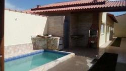 Vendo Casa Na Praia,com 2 Quartos E Piscina,em Itanhaém/sp