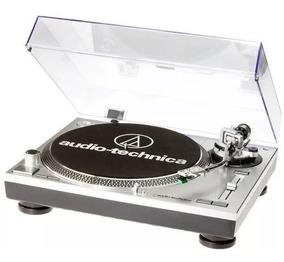 Toca Discos Audio Technica At-lp 120 Usb/novo Black Friday