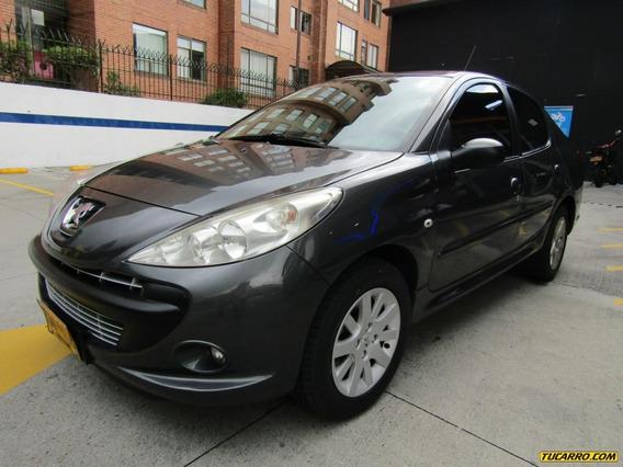 Peugeot 207 Mt 1600 Cc Aa Sedan
