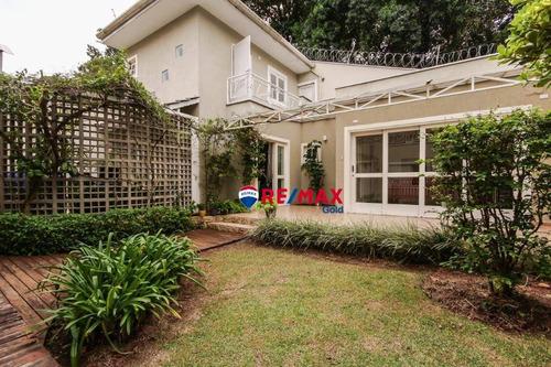 Sobrado Com 4 Dormitórios À Venda, 350 M² Por R$ 1.650.000,00 - City América - São Paulo/sp - So7019