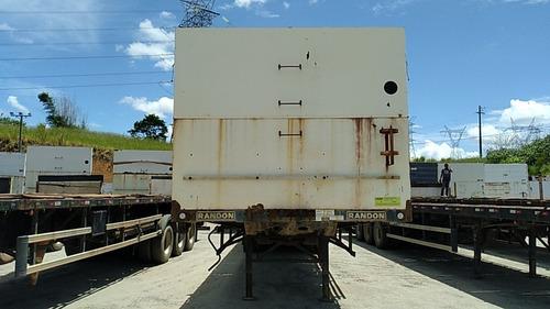 Randon Porta Container Carga Seca - 5892