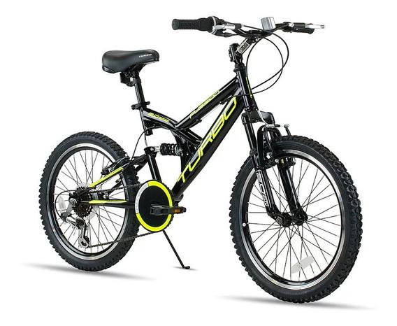 Bicicleta Turbo Para Niño R20 Rudeza Durabilidad Y Calidad