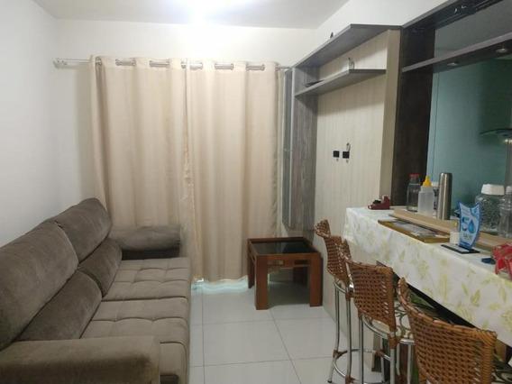 Apartamento Para Venda Em Volta Redonda, Jardim Amália, 2 Dormitórios, 1 Suíte, 2 Banheiros, 1 Vaga - 074