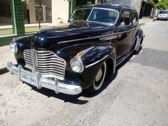 Buick 1941 8 Cilindros Original