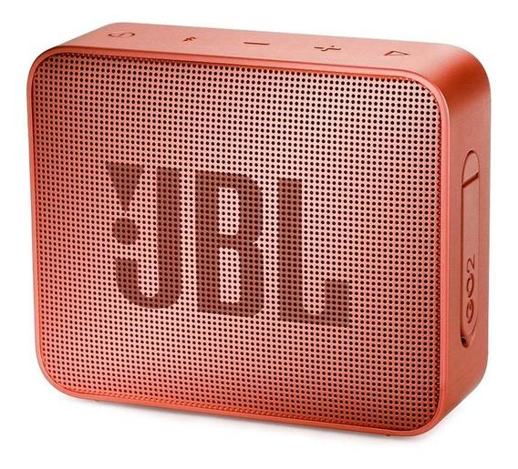 Caixa De Som Jbl Go 2 Bluetooth Portatil Sem Fio Original