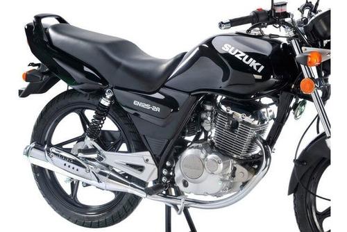 Parrilla De Moto En 125 Suzuki